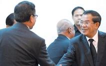 Campuchia - sàn đấu của hai đảng - Kỳ 1:Vừa đấu vừa đàm