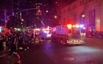 Nổ tại New York:Tìm thấy thiết bị gây nổ thứ hai