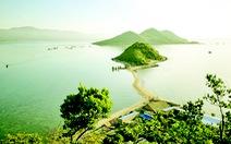 Kỳ thú đảo Phật nằm