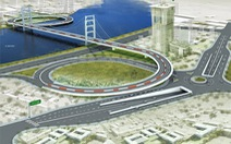 TP.HCM chuẩn bị xây cầu Thủ Thiêm 3