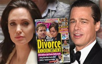 Angelina Jolie ly dị vì Brad Pitt rượu chè hay ngoại tình?