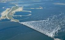 Hà Lan ngàn đời chống ngập bằng vắt nước lấy đất