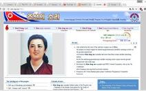 Triều Tiên để lộ tên miền, cả nước chỉ có 28 website?