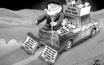 Khó thu hồi tài sản tẩu tán ra nước ngoài