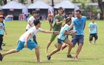 Chơi bóng bầu dục ở Việt Nam