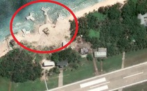 Đài Loan lại xây trái phép trên đảo Ba Bình của Việt Nam
