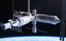Nguy cơ từ Trạm vũ trụ Trung Quốc rơi xuống đất năm 2017