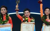 Nguyễn Hồ Như Tuyết Nhung đoạt giải Chuông vàng vọng cổ 2016