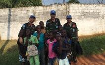 Sĩ quan người Việt kể chuyện làm nhiệm vụ ở Trung Phi