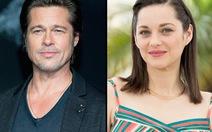 Marion Cotillard mang thai, bác tin đồn ngoại tình với Brad Pitt