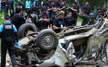 Lại nổ bom ở Thái Lan, 3 cảnh sát thiệt mạng