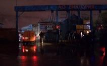 Nhà kho ở Matxcơva cháy ngùn ngụt, 8 lính cứu hỏa thiệt mạng