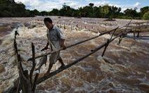 """Don Sahong - """"tử huyệt cá"""" trên dòng Mekong"""