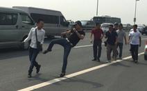 Công an huyện Đông Anhxin lỗi báo Tuổi Trẻ