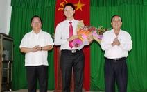 Cán bộ trẻ 33 tuổi làm Bí thư huyện ủy Lý Sơn