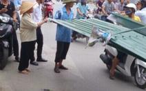 Điểm nóng 360: Thêm một nạn nhân chết do bị tấm tôn cứa cổ