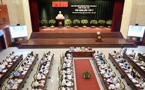 Khai mạc hội nghị Thành ủy TP.HCM lần thứ 7 - Khóa X
