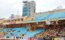 Giao sân vận động cho các CLB quản lý: Xu hướng của bóng đá VN