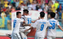 Hà Nội T&T cầm hòa Than Quảng Ninh 4-4