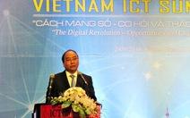 Thủ tướng Nguyễn Xuân Phúc: Cần cuộc cách mạng công nghệ thực sự