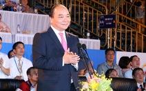 Thủ tướng tuyên bố khai mạcĐại hội Thể thao bãi biển châu Á 2016