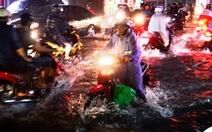Audio 27-9:Mưa như thác lũ, Sài Gòn hỗn loạn