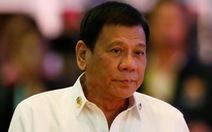 Tổng thống Philippines thăm chính thức Việt Nam