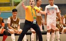 HLV Bruno Garcia chia tay futsal VN