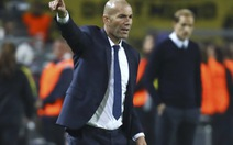 "HLV Zidane: ""Trận hòa Dortmund rất khó chấp nhận"""