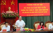20 tỉ USD chưa đủ cho hạ tầng giao thông Hà Nội