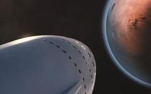 5 lý do SpaceX không thể đưa người lên sao Hỏa