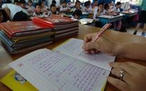 Ban hành thông tư mới đánh giá học sinh tiểu học