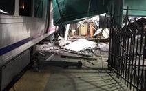 Tai nạn tàu điện ở New Jersey, ít nhất 3 người chết