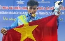 Muay VN thắng lớn ở Đại hội thể thao bãi biển châu Á 2016