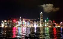 Hong Kong sôi động về đêm qua ống kính của Galaxy S7 edge Pink Gold