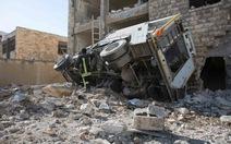 Nga thông báo sẵn sàng nối lại hợp tác với Mỹ về vấn đề Syria