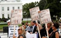 Quốc hội Mỹ chống Tổng thống, đạo luật 11-9 có hiệu lực