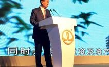 """Tỉ phú Trung Quốc cảnh báo """"bong bóng bất động sản khổng lồ"""""""