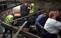 Mỹ điều tra tai nạn tàu điện khiến 1 người thiệt mạng