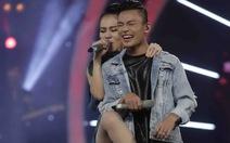 Xem clip á quân Việt Thắng hát tại Gala Vietnam Idol