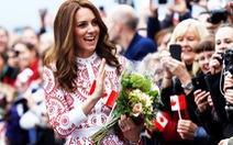Xuýt xoa với những chiếc váy tuyệt đẹp của Công nương Catherine