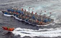 Ở đâu cũng thấy tàu cá Trung Quốc
