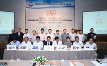 VIETNAM - TAM hợp tác với đài truyền hình và các công ty phát thanh truyền hình
