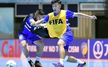 Futsal VN được trao giải phong cách World Cup 2016