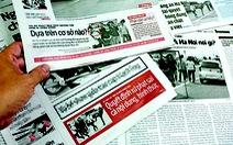 Phóng viên quay clip nhà báo Quang Thế bị hành hung nói gì?