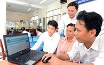 TP.HCM triển khai thủ tục nhà đất trực tuyến:Một cửa qua mạng
