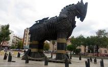 ThămÇanakkale, thành phố nổi tiếng với con ngựa thành Troy