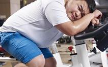 """Cần tập thể dục để tránh """"lão hóa"""" tim mạch"""