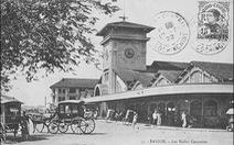 Chợ Bến Thành xưa tên thiệt là gì?