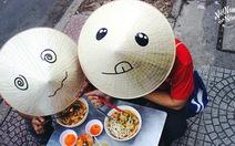 Bộ ảnh nón lá quảng bá hình ảnh Việt Nam sống động